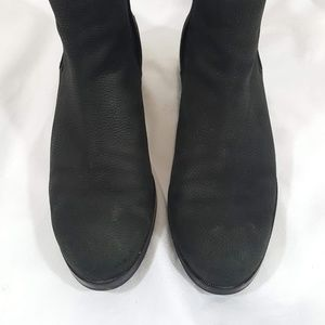 Cole Haan Shoes - Cole Haan Leather Suede Peekskill Bootie II Size 8